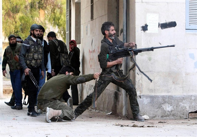 مجموعات مسلحة سوریا