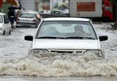 خرمآباد|موج جدید بارشها در راه است؛ معابر عمومی و مسیلهای لرستان سیلابی میشود