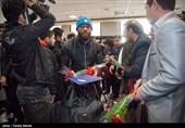 بازتاب استقبال گرم ایرانیها از کشتیگیران آمریکایی