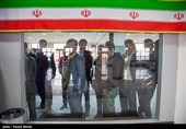 ورود تیم ملی کشتی آزاد آمریکا به کرمانشاه