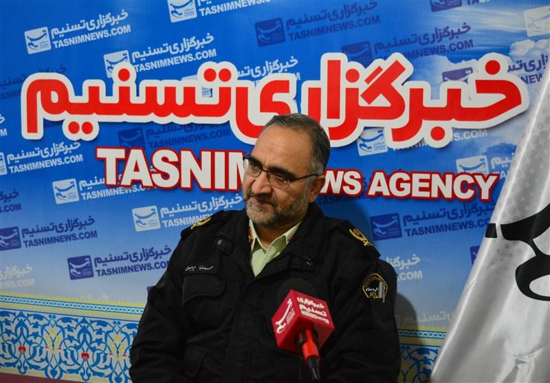شکایات مردم از کارکنان پلیس اصفهان 93 درصد کاهش یافت