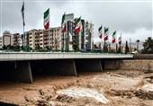 نقاط سیلخیز شهرستان شیراز اصلاح شد