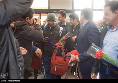 امریکی ریسلرز کا ایران میں والہانہ استقبال
