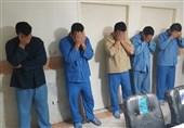 37 باند کالای قاچاق در استان کردستان متلاشی شد