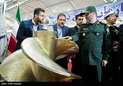 Iran Unveils Homegrown Outboard Motor