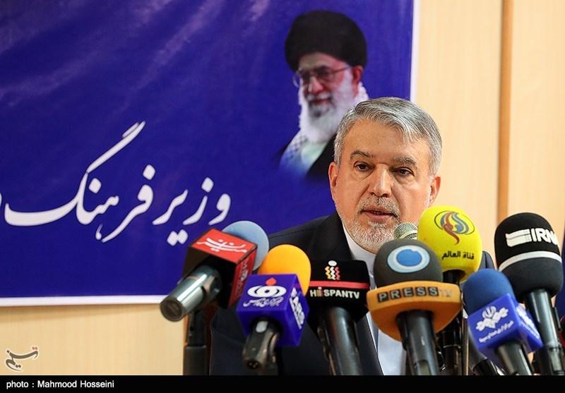 واکنش وزیر ارشاد به بازتاب رسانهای سخنانش درباره ممیزی