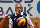 Iranian Volleyball Referee Shahmiri Wants to Help Next Generation