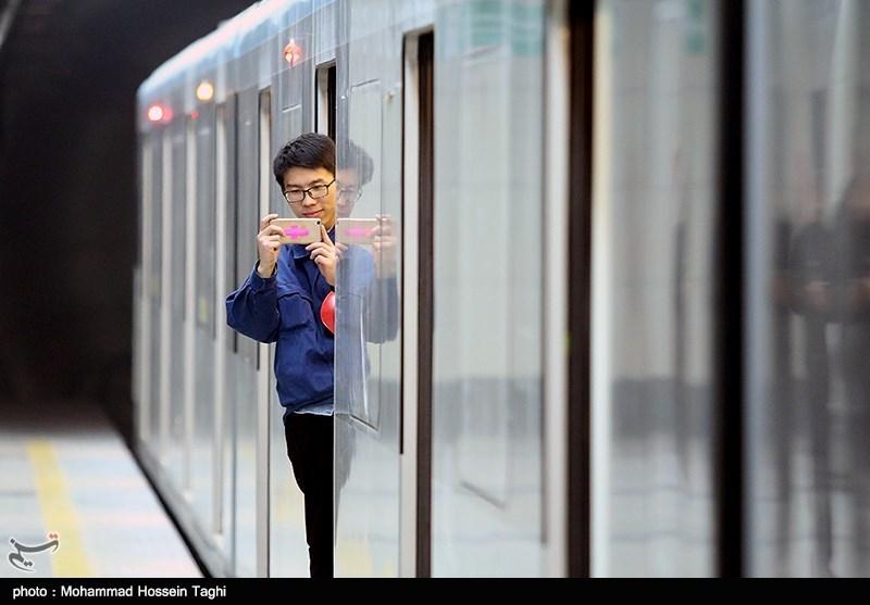 تست گرم ایستگاههای خط دو متروی مشهد