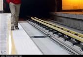 خودکشی مرگبار در مترو علم و صنعت