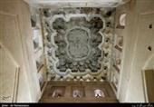 «هارونیه» بنایی افسانهایی که نَم گرفت + تصاویر