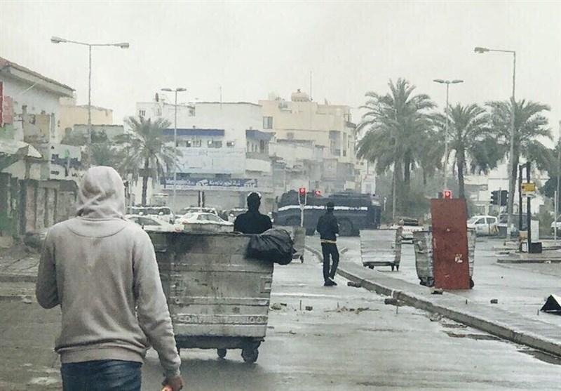 Bahreyn Halkı 14 Şubat Devrimi Anısına, Yine Sokaklara İndi