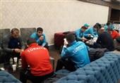 تیمهای مغولستان، ترکیه و هند وارد کرمانشاه شدند