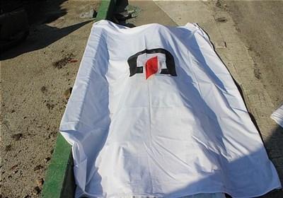 تصادف شدید پراید و خاور با یک کشته و 2 زخمی