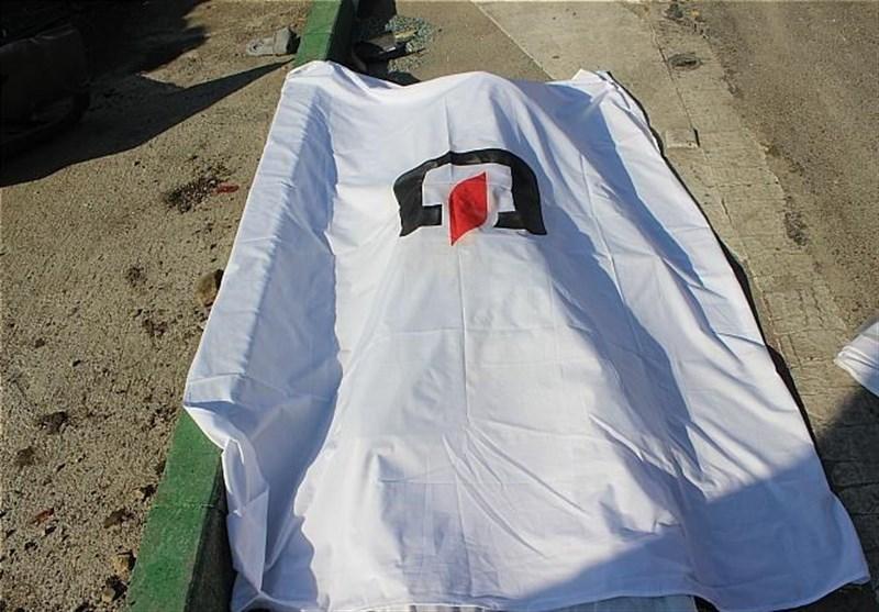 تهران| تصادف مرگبار پژو 405 با عابرپیاده