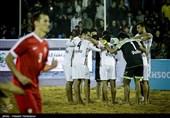 هاشمپور: باید از اعتبار بالای فوتبال ساحلی ایران دفاع کنیم/ از صعود به جام جهانی خوشحالیم