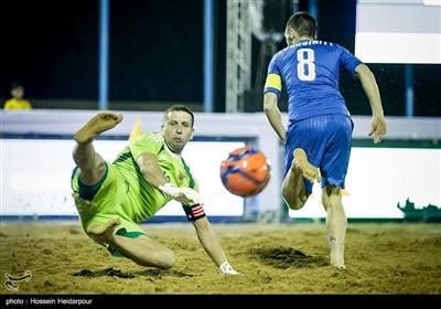 Persian Beach Soccer Cup Opens in Iran's Bushehr