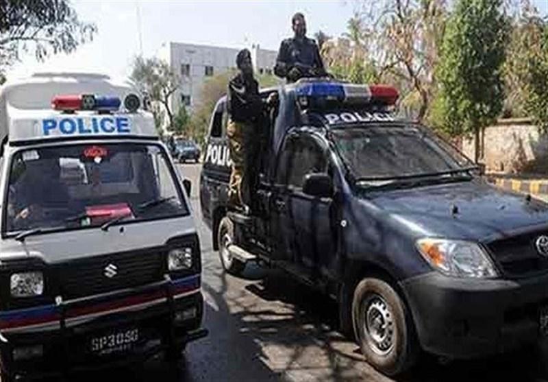 شہرقائد میں پولیس کی کارروائی 4 شرپسند ہلاک