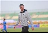 خوزستان| مهدی هاشمینسب: خیلی باز بازی کردیم و زحماتمان هدر رفت
