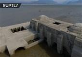 فیلم/کلیسای غرق شده پیدا شد