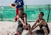 تور جهانی والیبال ساحلی عمان| ملیپوشان ایران فینالیست شدند