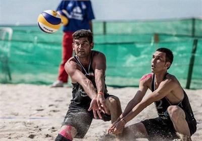 تور جهانی والیبال ساحلی عمان| ملی پوشان ایران فینالیست شدند