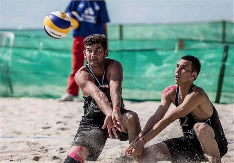 Iran Wins Asian Senior Beach Volleyball Championships