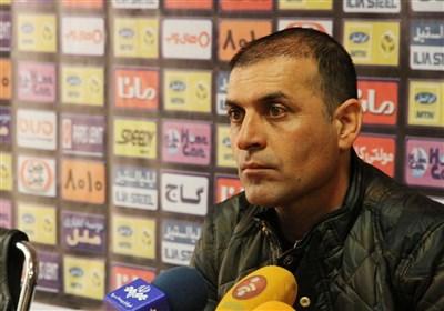 ویسی: بازی پیکان - استقلال خوزستان حساس ترین بازی هفته است