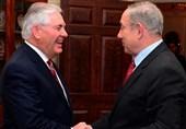 نتانیاهو با وزیر خارجه آمریکا دیدار کرد