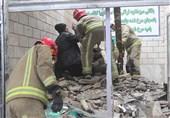 انفجار مجتمع مسکونی در اهواز یک کشته و 7 مصدوم برجای گذاشت