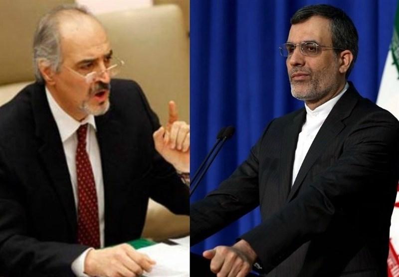 İran Ve Suriye Heyetleri, Astana'da Görüştü