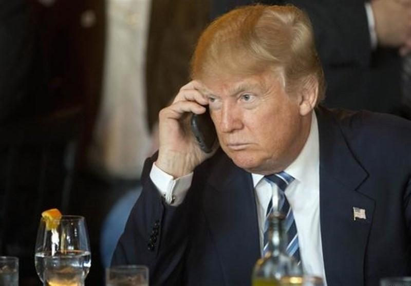 شام پر امریکی حملہ؛ ٹرمپ اور سلمان کا ٹیلیفونک رابطہ