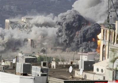 یمن؛ دارالحکومت صنعا پر شدید بمباری