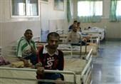 ویزیت معلولان و سالمندان در مرکز توانبخشی حضرت علیاکبر (ع) بیرجند انجام میشود