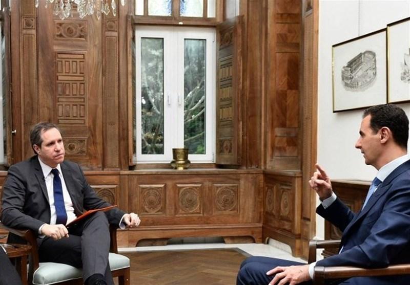 الأسد: الغرب یدفع ثمن دعمه للمسلحین