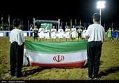 دعوت از 12 بازیکن به تیم ملی فوتبال ساحلی