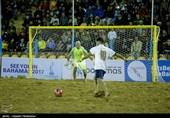 مسابقات فوتبال ساحلی جام باشگاههای اروپا و آسیا 2018 |لوکوموتیو مسکو جام قهرمانی را از یزد گرفت