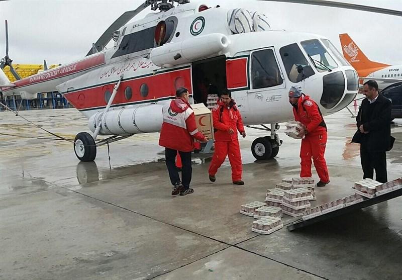 پایگاه امدادرسانی هوایی در ارومیه فعال میشود