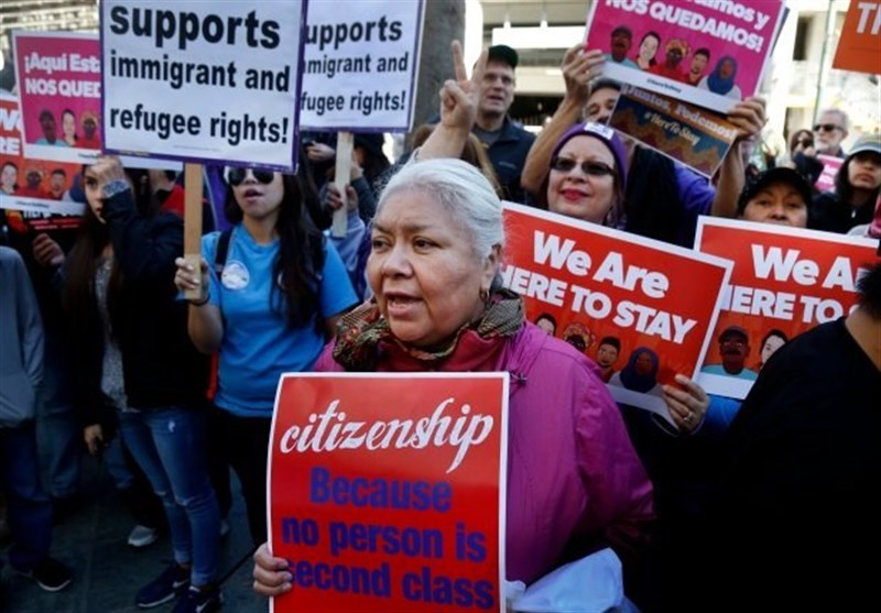 Protests Call for US Immigrants to Stay Home from Work, School