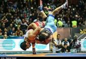 روز نخست رقابت های جام جهانی کشتی آزاد - کرمانشاه )2(