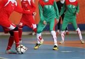 Futsal Goalscorer Fatemeh Etedadi Aims to Inspire Iranian Women