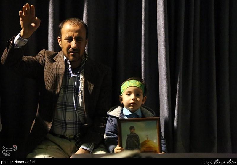 سالگرد شهید مدافع حرم حاج حسن شاطری