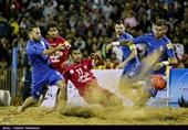 تقدیر رئیس سازمان جهانی فوتبال ساحلی از شهریاری