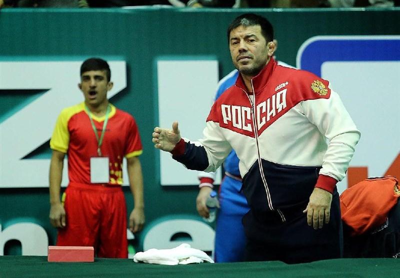 ماگومدوف: با نفرات دوم و سوم به جام جهانی آمدیم/ تدیف مریض است!