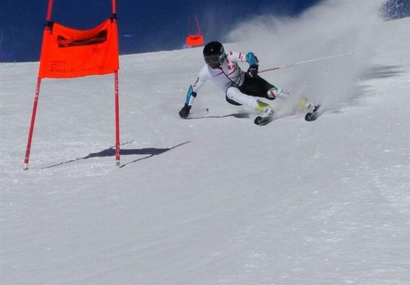 نتایج اسکی بازان ایران در مارپیچ بزرگ مشخص شد