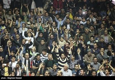 رقابت های جام جهانی کشتی آزاد در کرمانشاه -3