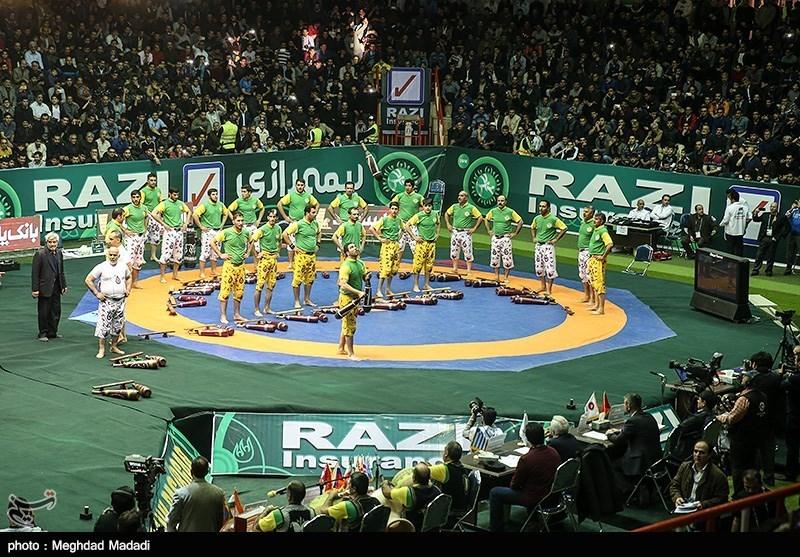هتریک ایران در جام جهانی کشتی آزاد