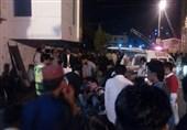 سیہون شریف دھماکہ؛ شہداء کی تعداد 80 ہوگئی، 200 سے زائد زخمی/ تصاویر