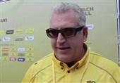 آنجلو اسکوئو: والیبال ساحلی ایران به مربی خارجی نیاز دارد/ حاضرم به فدراسیون ایران کمک کنم
