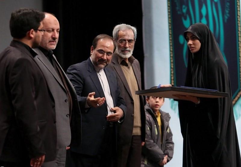 شعرخوانی فرزند شهید مدافع حرم برای حضرت زهرا(س) + صوت