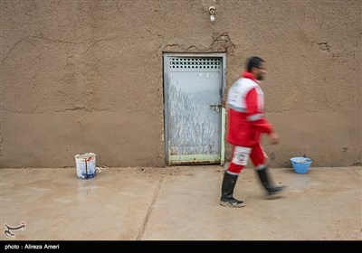 سیلاب در استان فارس